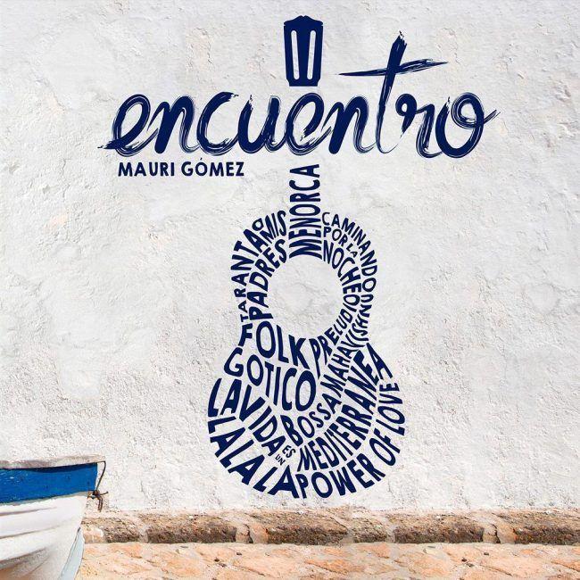 Mauri Gomez Encuentro cd cover